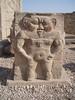Dendara - Temple of Hathor - Relief of Bas