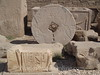 Dendara - Temple of Hathor - Other uses for old walls