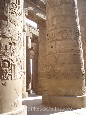 Karnak - Great Hypostyle Hall 2