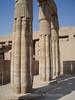 Karnak - Columns in Botanical Garden