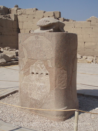 Karnak - Sacred Scarab Beetle