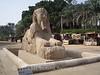 Memphis - Alabaster Sphinx (1200 BCE)