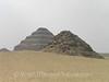 Sakkara - Stepped Pyramid of Zoser & Pyramid of Userkaf