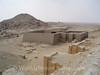 Sakkara - Restored Mastaba