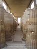 Sakkara - Zoser's Funerary Complex - Hypostyle Hall 1