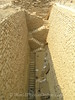 Sakkara - Stairs into Pit by Zoser's Funerary Complex