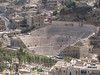 Amman - Roman Theater from Citadel