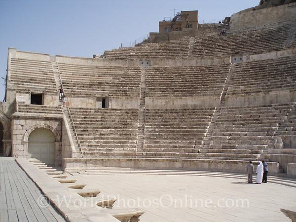 Amman - Roman Theater