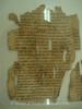 Amman - National Archeology Museum - Dead Sea Scrolls