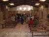 Mt Nebo - Moses Memorial Church - Interior