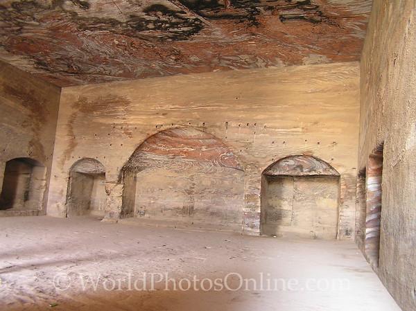 Petra - Urn Tomb Interior