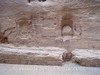 Petra - Siq - Ornamental niches