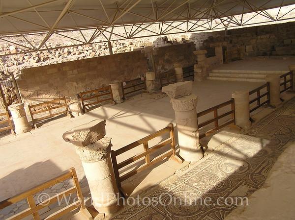 Petra - Byzantine (Ridge) Church