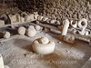 Shobak Castle - Artifacts in Catacombs