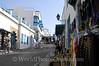 Sidi Bou Said - Street Scene 1