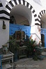 Sidi Bou Said - Residence - Entry Courtyard 1