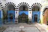 Sidi Bou Said - Residence - Entry Courtyard 3