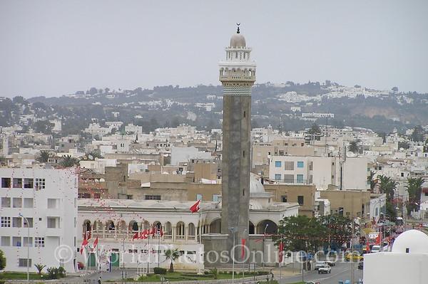Tunis - Tunis Mosque