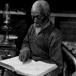 Sharecropper Reading Scripture (Missouri)