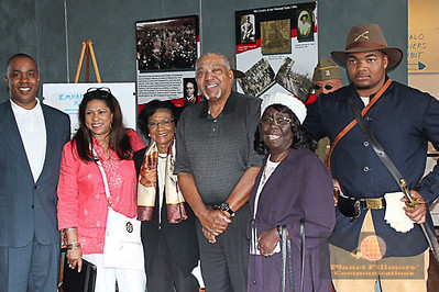 Buffalo Soldier exhibition