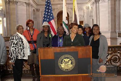 The Commissioner Speaks at City Hall San Francisco 2014