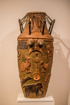 African Art at the High Museum May 2017