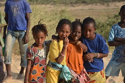 Enfants sénégalais