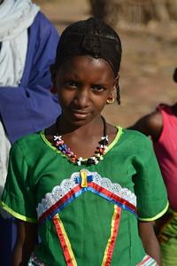 Jeune fille peulh
