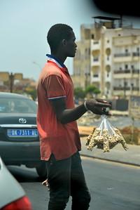 Vendeur d'arachides