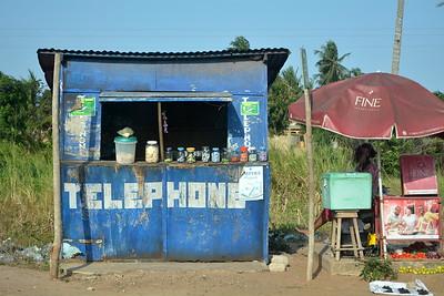 Boutique en bord de route