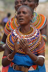 Samburu women 2006
