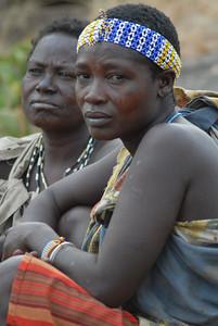 Hadzabe Women Tanzania 2008