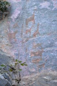 Tsodilo Hills Rock Art, Botswana