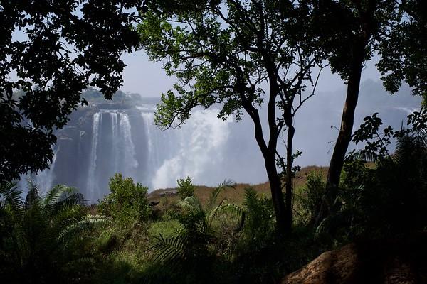 Victoria Falls, Zimbabwe side