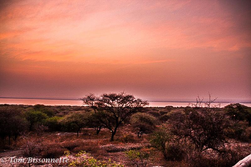 Arusha Sunset