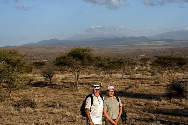 Mt. Killimijaro, Tanzania, East Africa