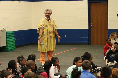 African Storytelling at Edgewood
