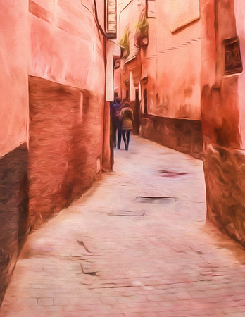 Street in Morocco
