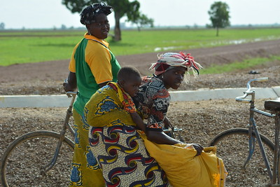 Femmes burkinabé