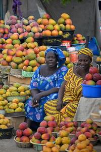 Vendeuses de mangues