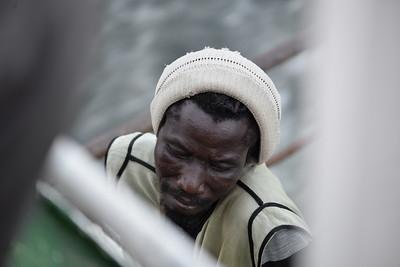 Homme sénégalais