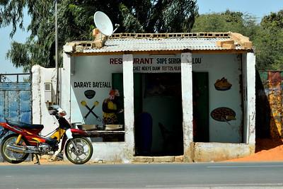 Restaurant routier sénéglais