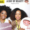 Timelapse - African Pride at Dollar General Day of Beauty