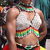 Africa World Festival Traditional Dancer