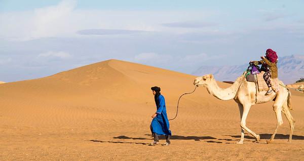 Morroco - Marrakesh to Zagora