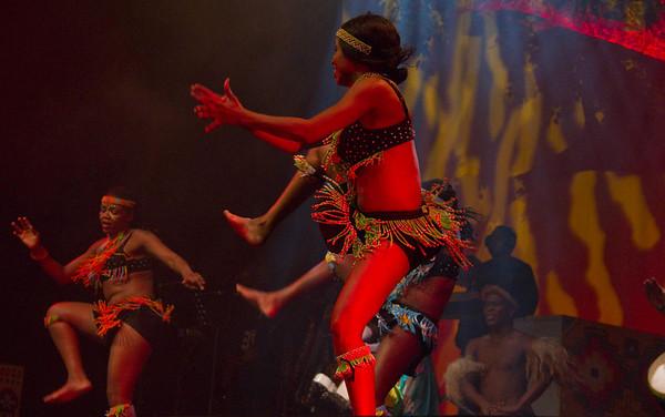 Mother Africa Circus