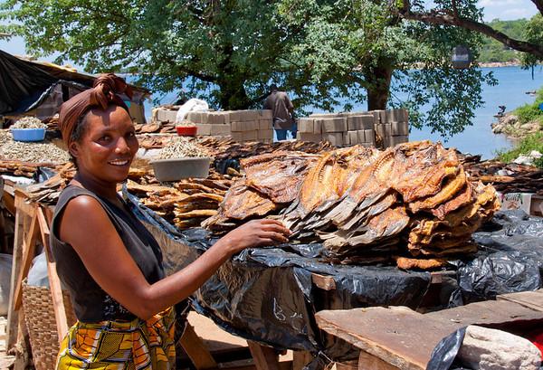 Zambian Street Vendors
