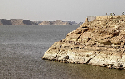Nassersjøen (Foto: Ståle)