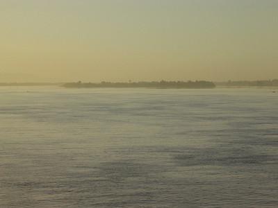 Kveldsdis på Nilen (Foto: Ståle)