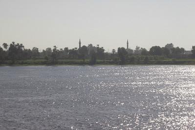 Minareter på Nilens bredder (Foto: Ståle)